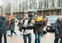 Съёмки Endeni - Не такой как все