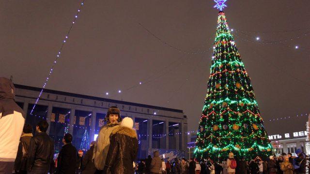МВД: новогодняя ночь в Белоруссии прошла без эксцессов