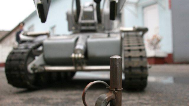 ВРеспублике Беларусь создан неимеющий аналога мобильный комплекс для предотвращения терактов