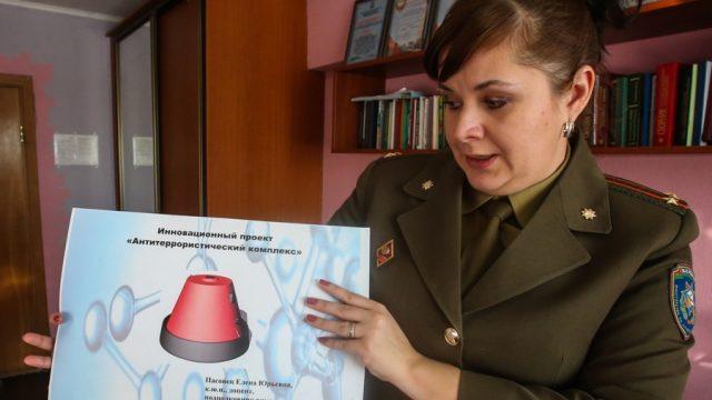 В Беларуси спроектирован антитеррористический мобильный комплекс