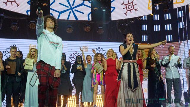 Участники «Евровидения» от Беларуссии посвятили песню Джамале