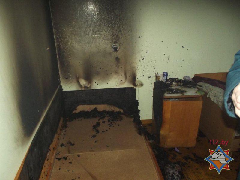 ВСолигорске из-за пожара вспелеолечебнице эвакуированы 54 человек— МЧСРБ