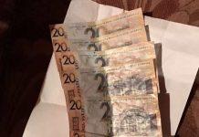 поддельные деньги