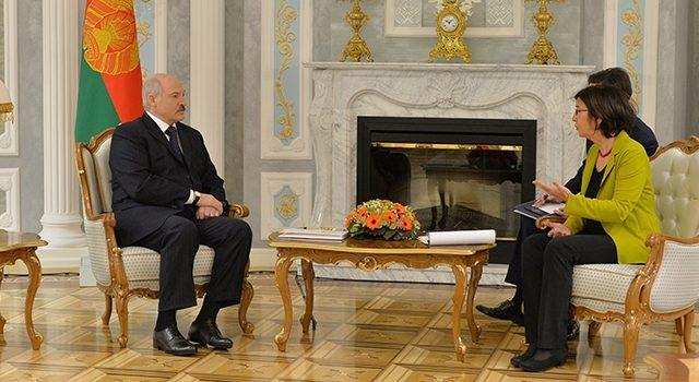 Лукашенко про ОБСЕ