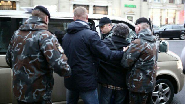 Сегодня уздания КГБ пресечена попытка провести «акцию солидарности»