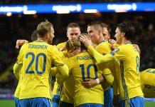 Футболисты Швеции