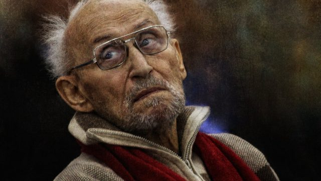 Ввозрасте 86 лет ушел изжизни народный художник Белоруссии Май Данциг