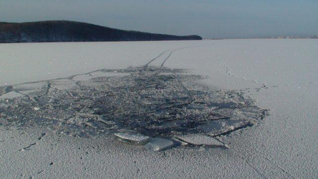 ОСВОД: В Мозырском районе 13-летний мальчик провалился под лёд и погиб