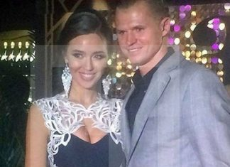Дмитрий Тарасов отметил знаменательный день в году с Анастасией Костенко