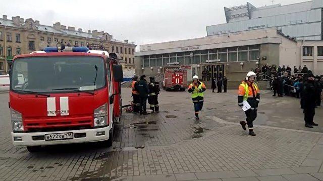 При теракте вметро Петербурга пострадал житель республики Белоруссии