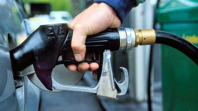 топливо на АЗС