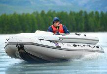 Надувные лодки Фрегат - компания Торгсин в Москве