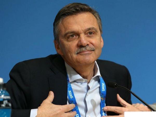 Руководитель IIHF извинился перед сборной Республики Беларусь похоккею заинцидент собысками