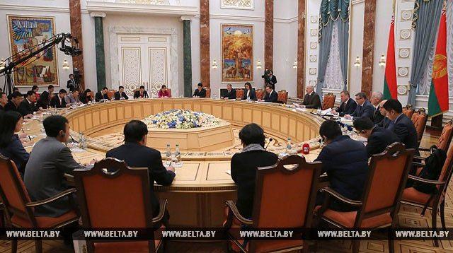 Лукашенко и китайские СМИ