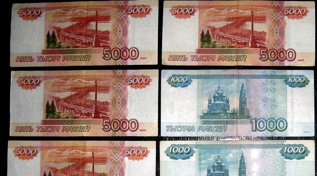 Белорусы вернулись сзаработков в РФ сфальшивыми деньгами