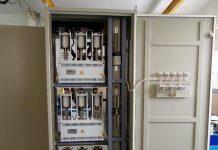 высоковольтный шкаф