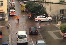 Инцидент в Швейцарии
