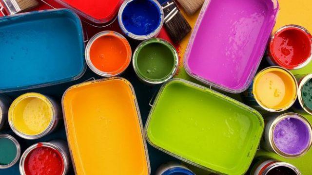 Характеристика лакокрасочной продукции
