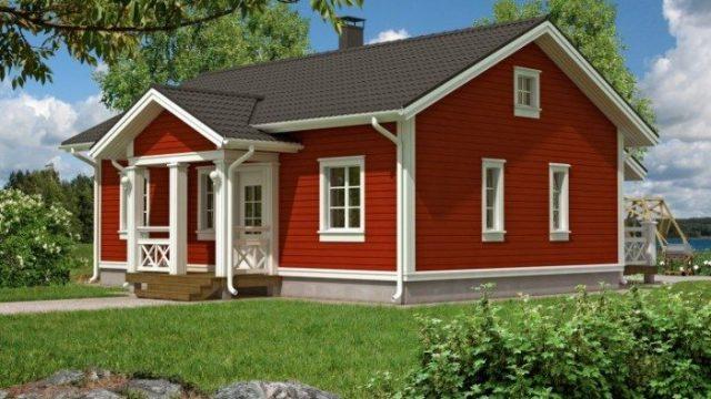 Дачные дома: строим на века