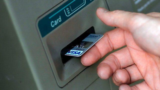 В Молодечно мужчина нашёл банковскую карту и снял все деньги