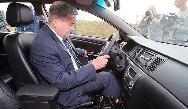 Семашко про электромобиль