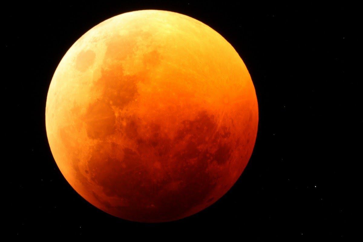 кровавя Луна