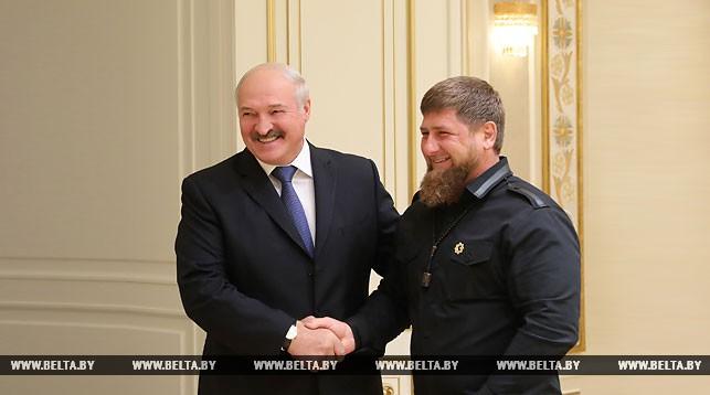Кадыров: унас один выбор— это Путин