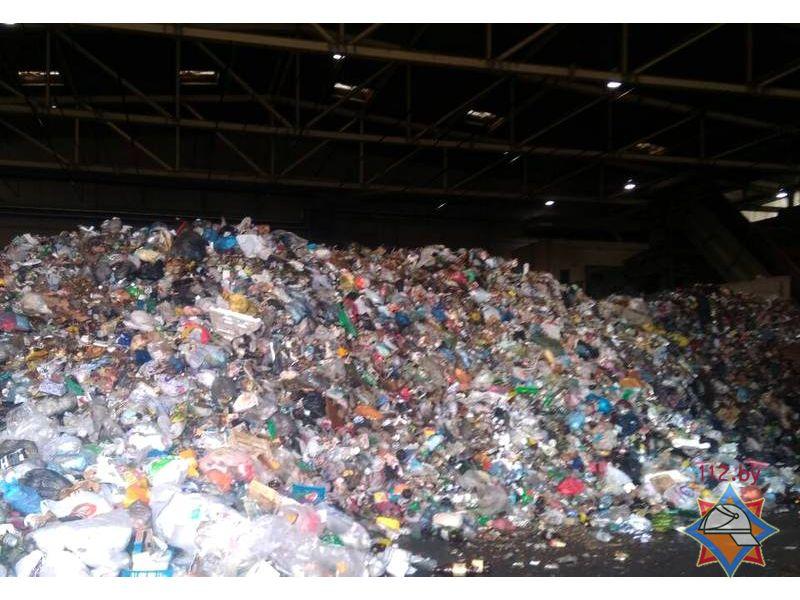 ртуть среди мусора