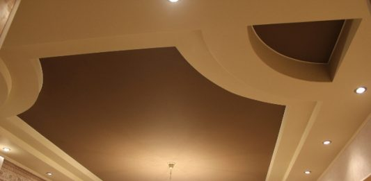 Особенность тканевых натяжных потолков