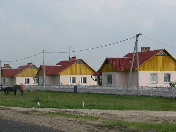 В Республики Беларусь будут создавать «деревни будущего»