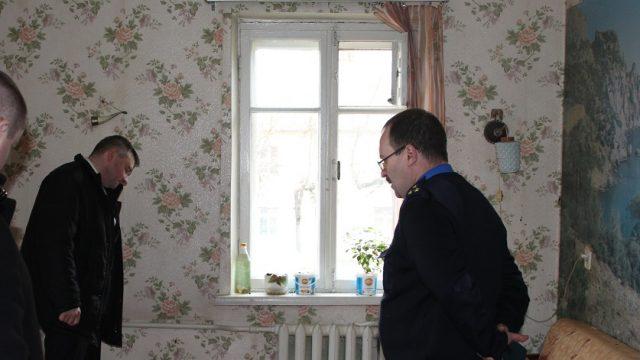 В Витебске до смерти избили мужчину табуреткой