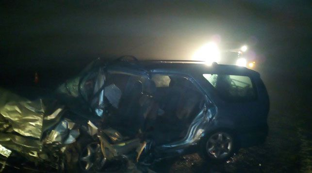 ВБешенковичском районе врезультате происшествия надороге погибли два водителя