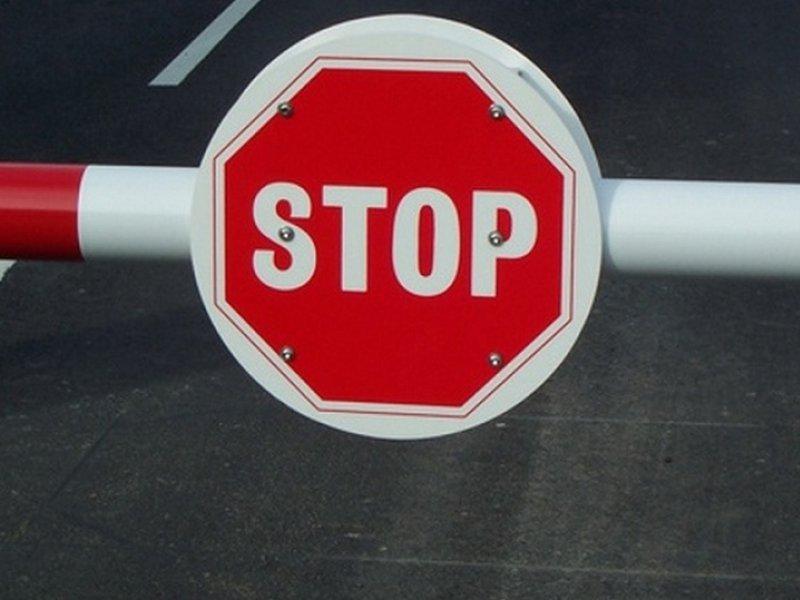 ВЧашниках экстренно закрыто движение помосту через мелиоративный канал