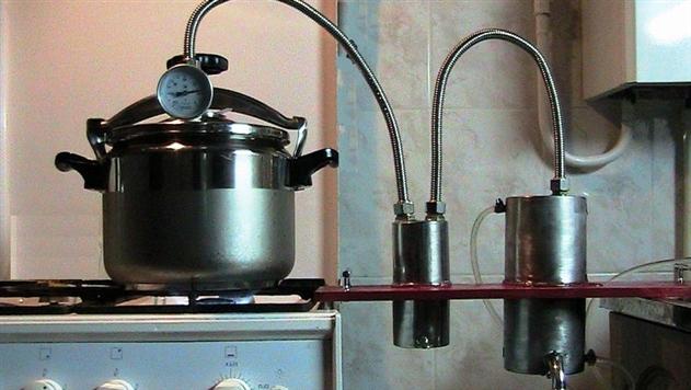Изготовление самогона