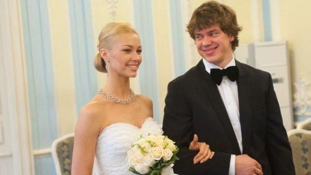 Стась с женой