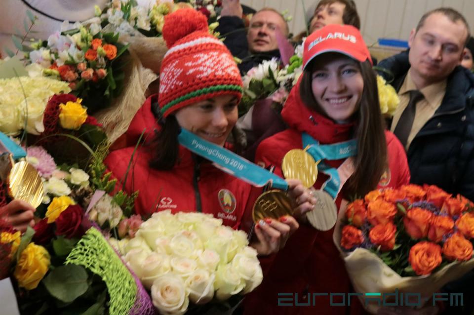 Олимпийцы