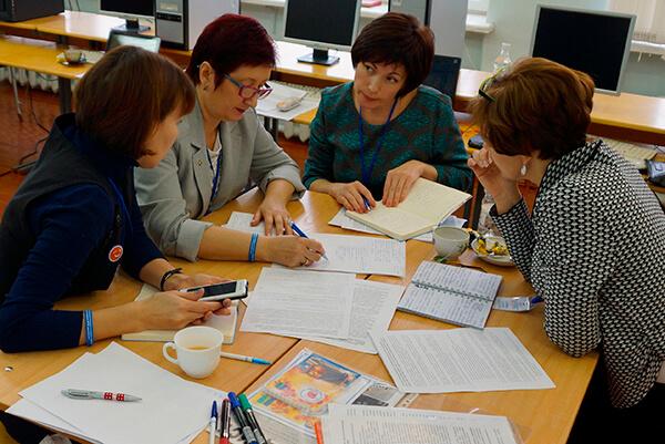Эффективность проведения конкурсов для воспитателей образовательных учреждений разного уровня