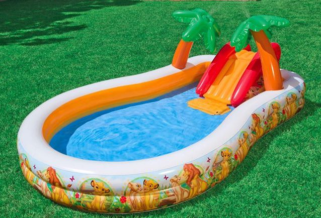 Рекомендации по выбору детского надувного бассейна