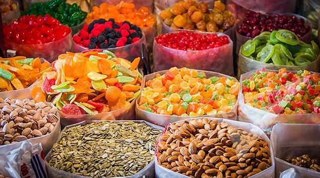 Грузинские продукты