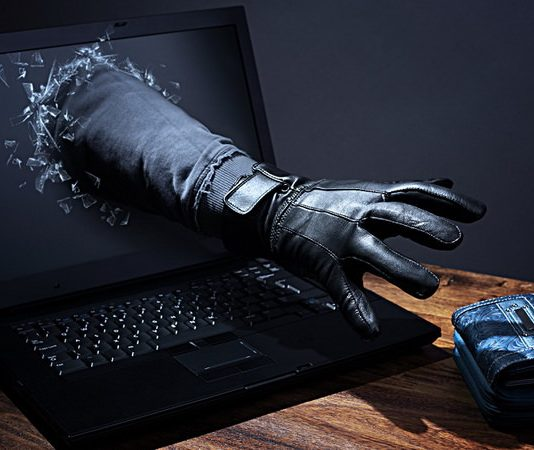 мошенник в Интернете