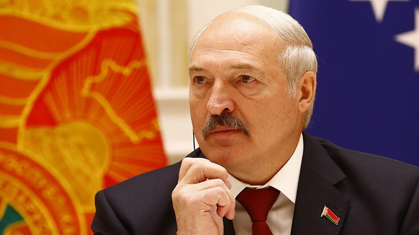 Лукашенко требует принять жесткие меры поборьбе спьянством икражами