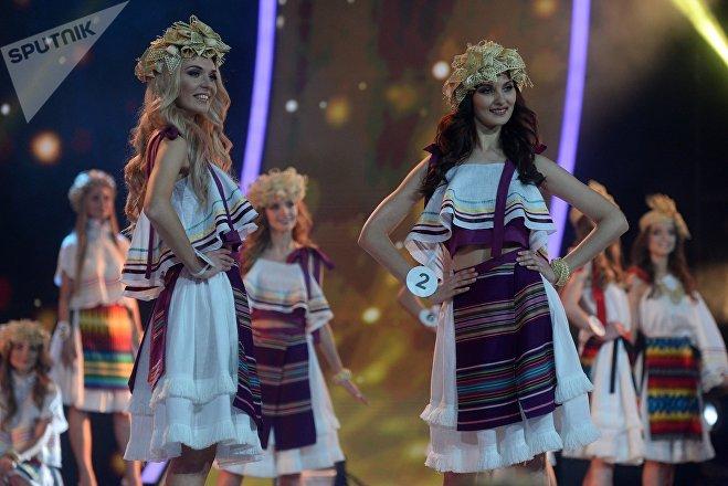 Конкурс Мисс Беларусь 2018