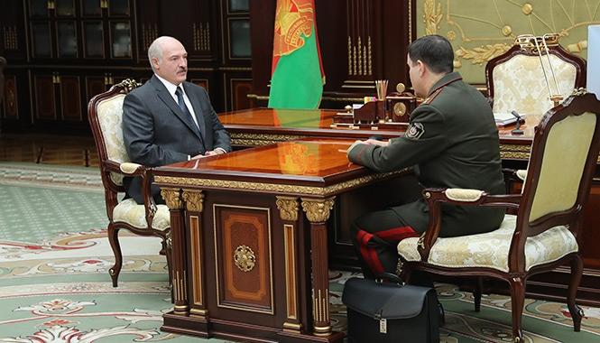 Лукашенко и Вакульчик
