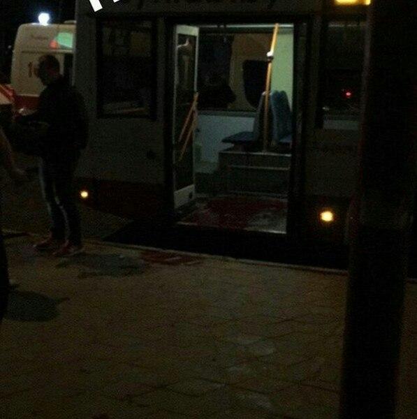 ВГомеле втроллейбусе мужчина ранил ножом 3-х милиционеров