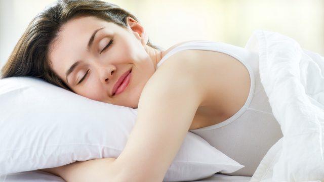 Как сделать сон крепким