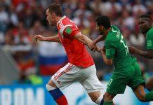Футболисты РФ