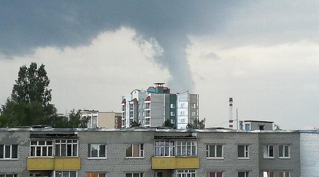 Мини-торнадо