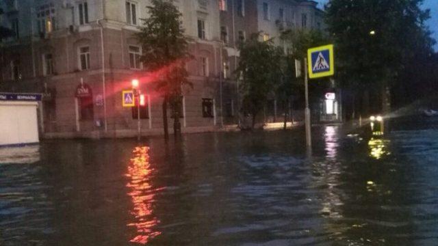затопило Могилёв