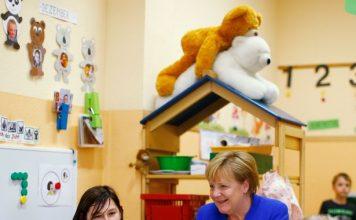 Меркель и медведи