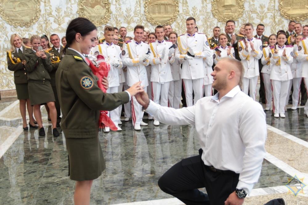 Позвали замуж